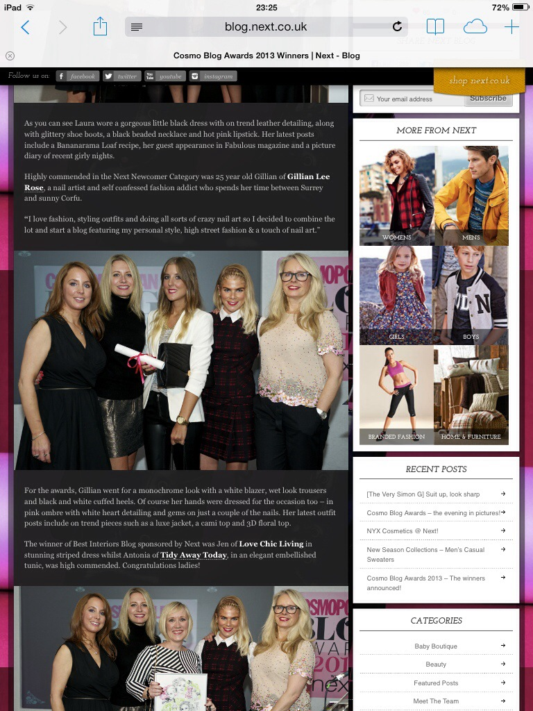 Next_cosmo_blog_awards_winners_uk_fashion_blog