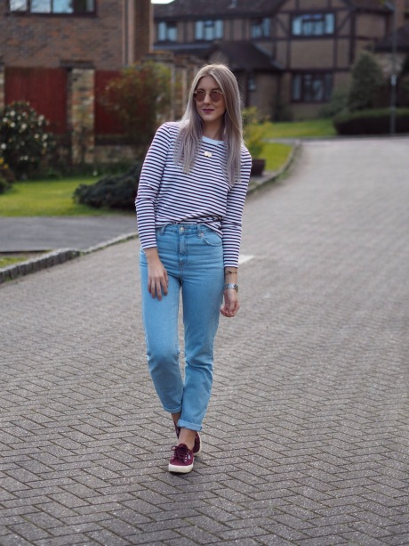 UK_fashion_blog_gillianleerose_ASOS_Topshop_superga_RayBan
